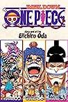 One Piece (Omnibus Edition), Vol. 19: Includes vols. 55, 56  57