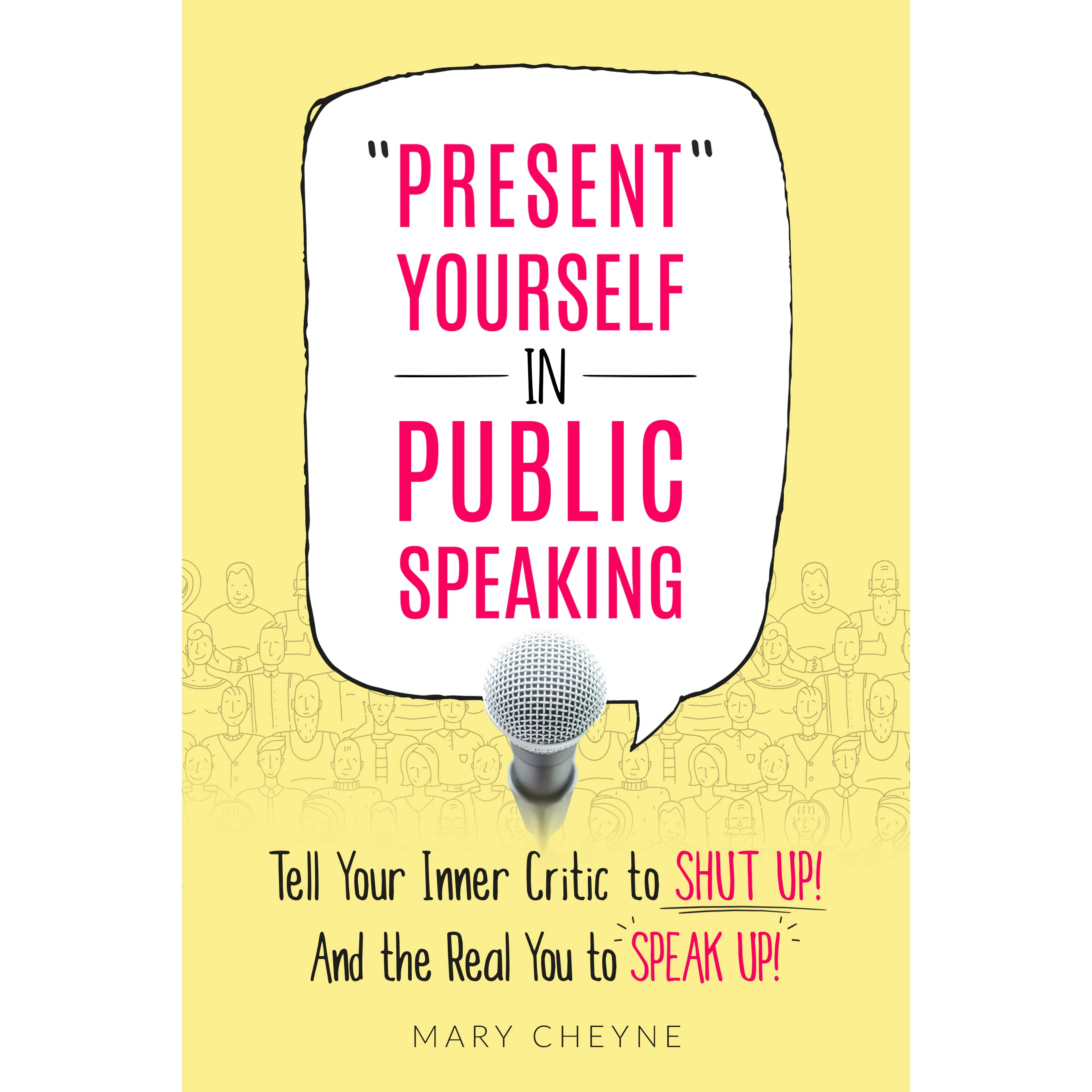 Image result for Public Speaking Books: Present Yourself In Public Speaking