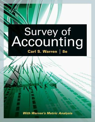 Unlimited] ePub Survey of Accounting Free Download P D F