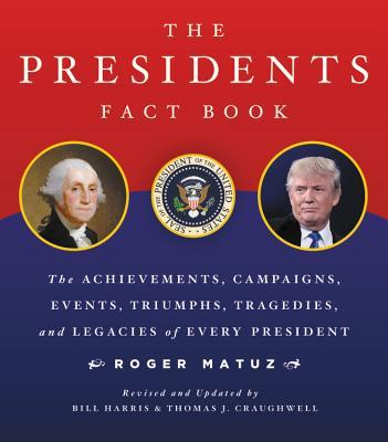 The Presidents Fact Book The Achievements, Campaigns, Events, Triumphs, and Legacies of Every President