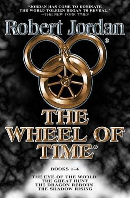 The Wheel of Time, Books 1-4: