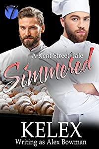 Simmered (A Kent Street Tale #2)