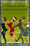 Carnage at the Christmas Party (A Windy Pines Mystery #2)