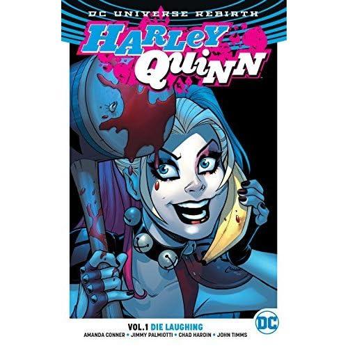 Harley Quinn Vol 1 Die Laughing By Amanda Conner
