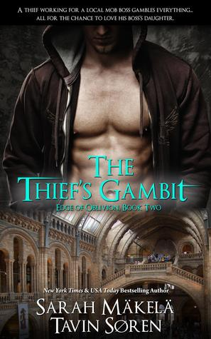 The Thief's Gambit (Edge of Oblivion, #2)