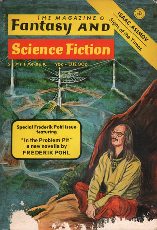 The Magazine of Fantasy and Science Fiction, September 1973 (The Magazine of Fantasy & Science Fiction, #268)