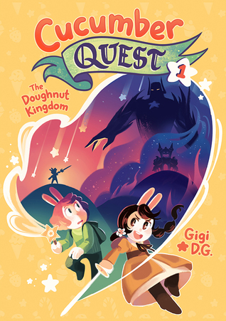 Cucumber Quest by Gigi D.G.