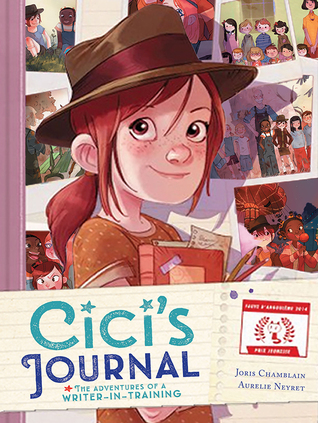 Cici's Journal: The Adventures of a Writer-In-Training