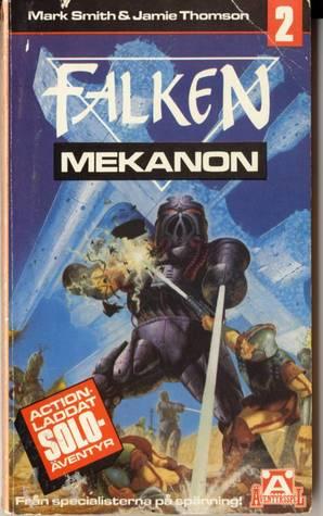 Mechanon (Falcon #2) by Mark Smith