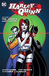 Harley Quinn, Vol. 5: The Joker's Last Laugh