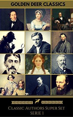 Classics Authors Super Set Series 1
