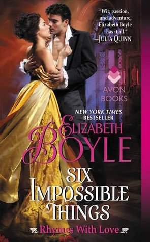 Six Impossible Things (Rhymes With Love, #6)
