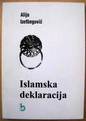 Islamska deklaracija by Alija Izetbegović