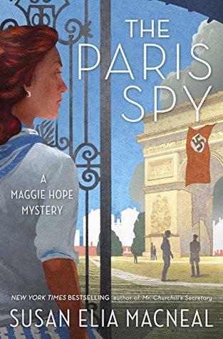 The Paris Spy (Maggie Hope, #7)
