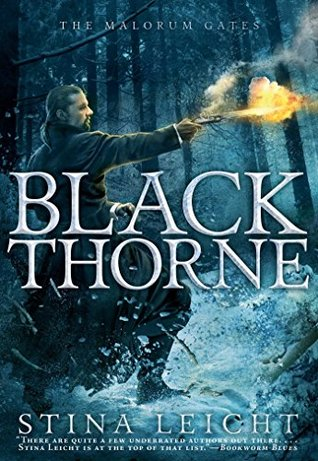 Blackthorne by Stina Leicht