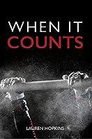 When It Counts (2016)