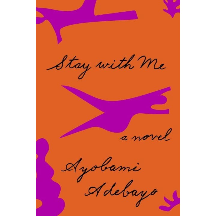 Stay with Me by Ayọ̀bámi Adébáyọ̀ 12597ade7