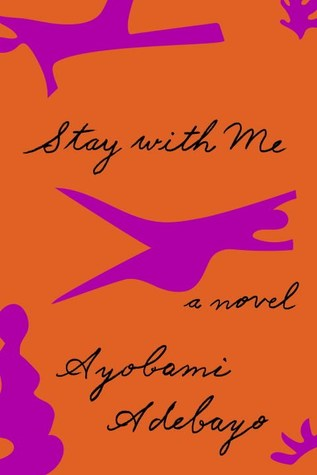 Stay with Me by Ayọ̀bámi Adébáyọ̀