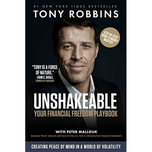 Books by Anthony Robbins