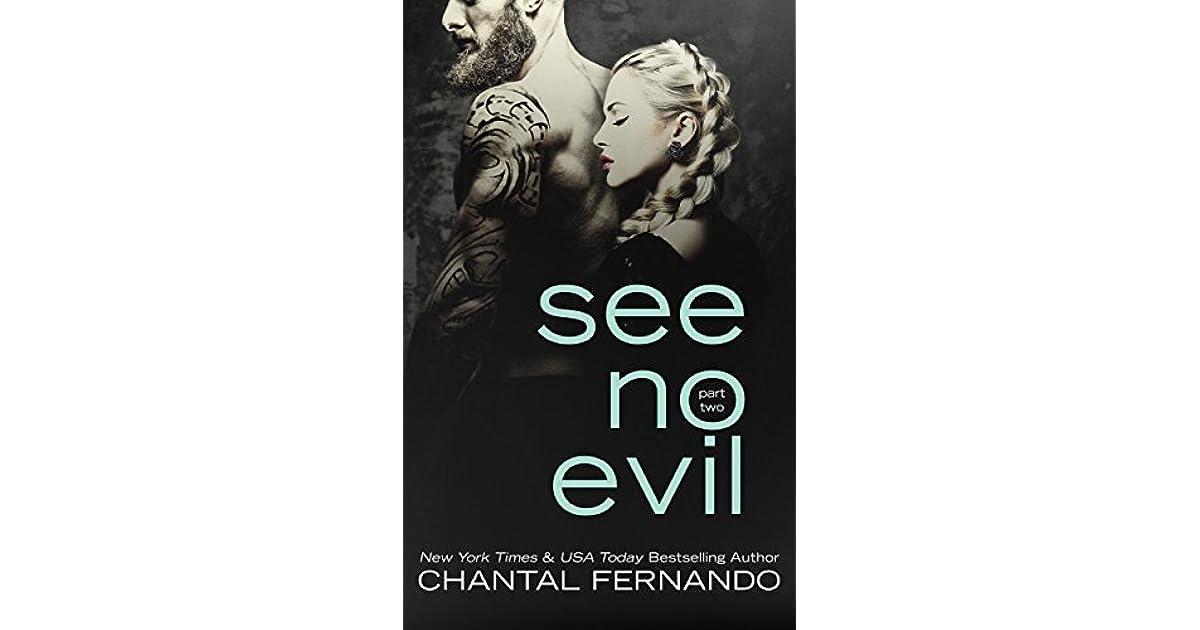 See No Evil Part 2 By Chantal Fernando