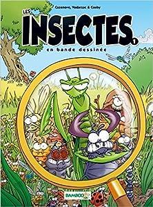 Les Insectes en bandes dessinée 1