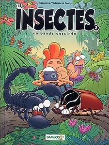 Les Insectes en bandes dessinée 2