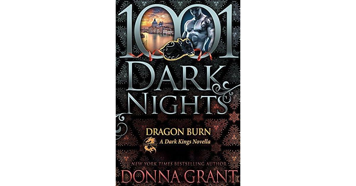 dragon burn by donna grant