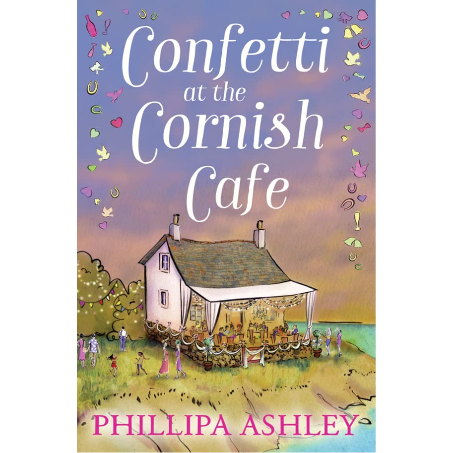 Confetti at the Cornish Cafe by Phillipa Ashley