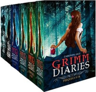 The Grimm Diaries Prequels volume 11- 14: Children of Hamlin, Jar of Hearts, Tooth & Nail & Fairy Tale, Ember in the Wind, Welcome to Sorrow, and Happy ...