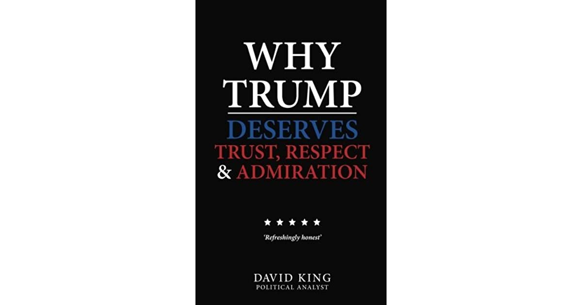 an analysis of the respect and trust Small-business owners and managers can do much to treat employees with respect and increase productivity companies must find the right combinations of management style, employee treatment and motivation to ensure the greatest levels of productivity.
