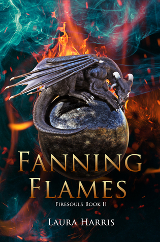 Fanning Flames (Firesouls, #2)