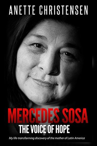 Mercedes Sosa by Anette Christensen