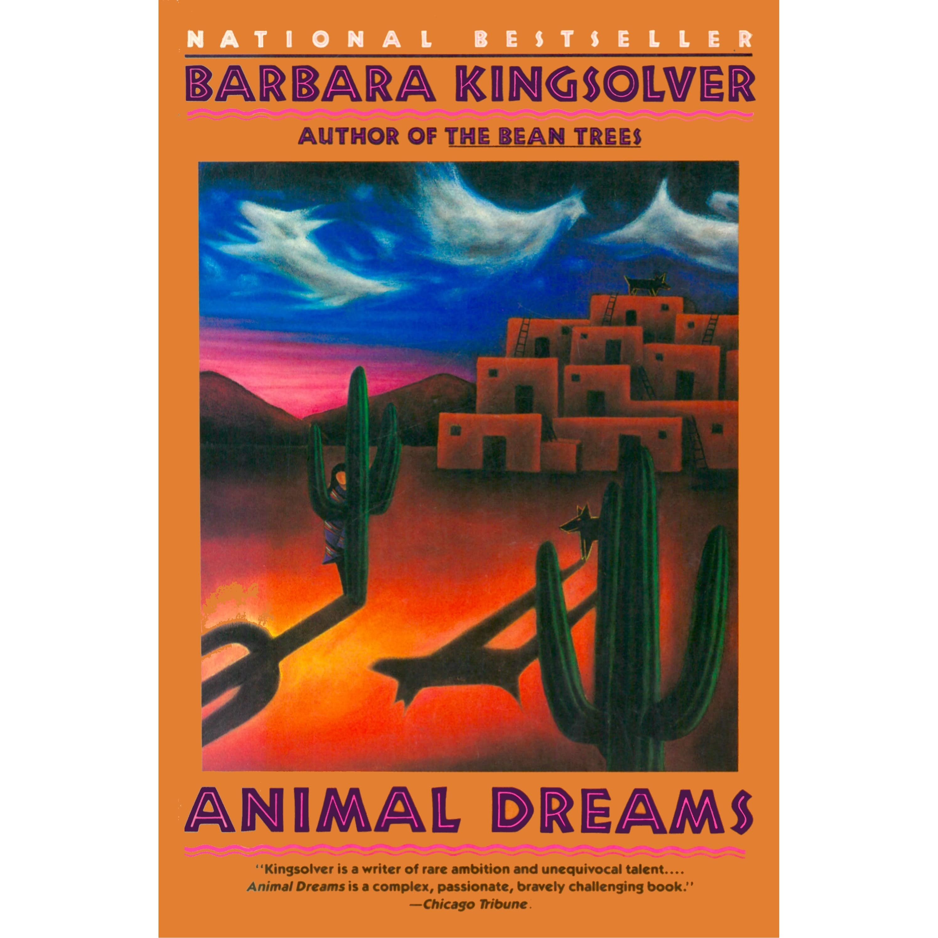 essays on animal dreams by barbara kingsolver Buy a cheap copy of animal dreams book by barbara kingsolver from the acclaimed author of the bean trees and homeland don't let the essay part deter you.