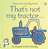 Usborne That's Not My Tractor (Board Book)