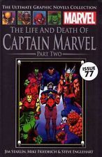 The Life and Death of Captain Marvel, Part 2