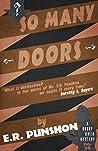 So Many Doors: A Bobby Owen Mystery