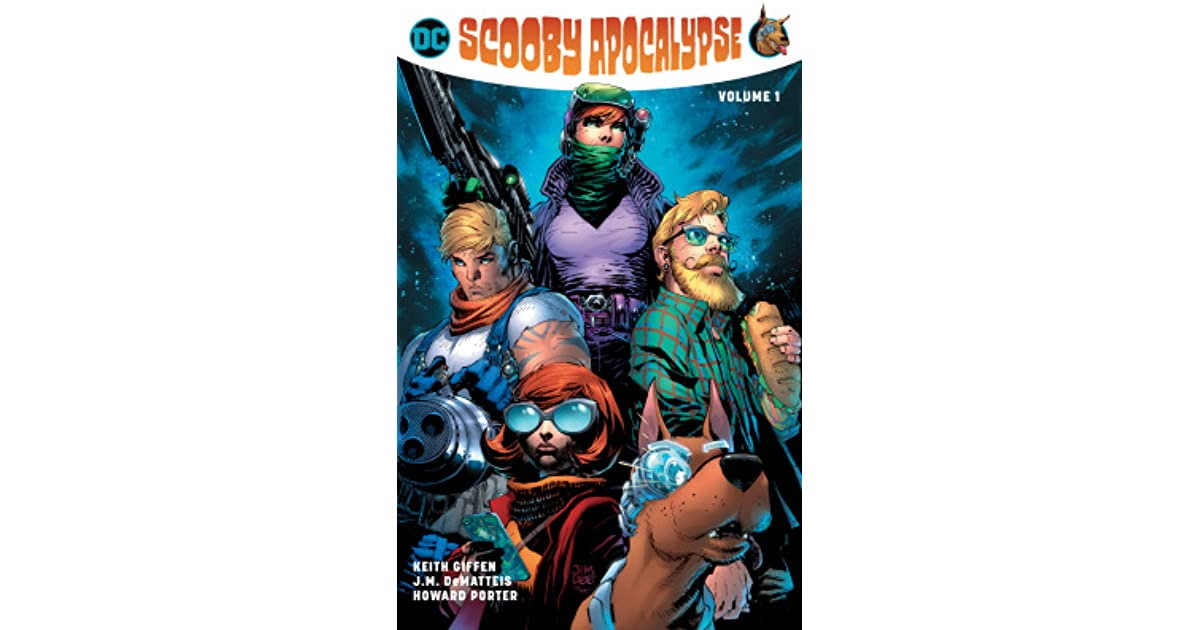 SCOOBY APOCALYPSE VOLUME 1 GRAPHIC NOVEL New Paperback Collects Issues #1-6