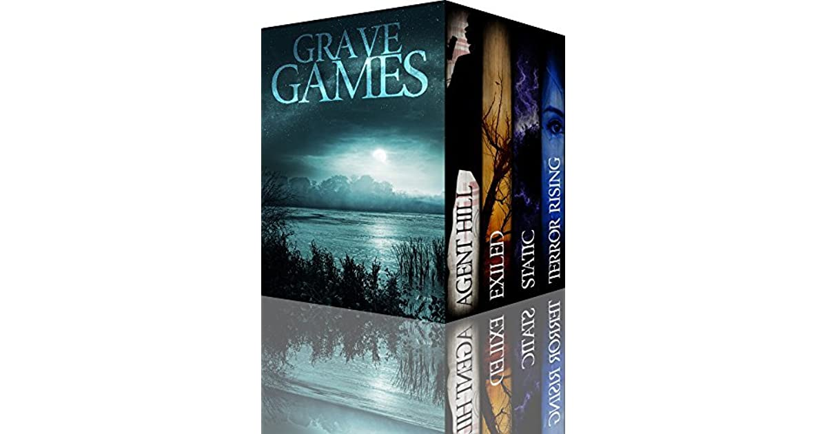 Grave Games A Collection Of Riveting Suspense Thrillers By James Hunt