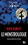 Le Monstrologue by Rick Yancey