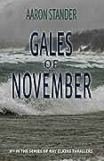 Gales of November (Ray Elkins Thrillers #9)