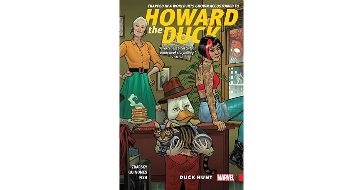 Howard The Duck, Volume 1: Duck Hunt By Chip Zdarsky