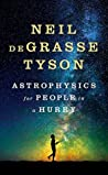 Book cover for Astrophysics for People in a Hurry