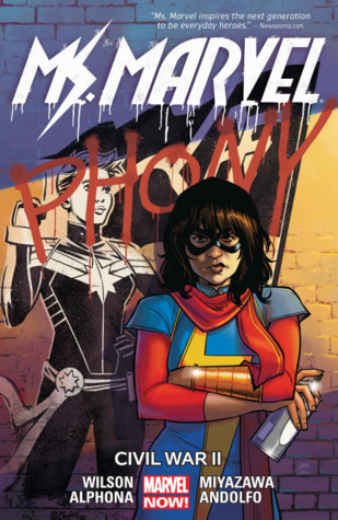 Ms. Marvel, Vol. 6: Civil War II
