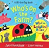 Who's on the Farm? A What the Ladybird Heard Book (Lift the Flap Book)
