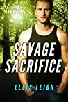 Savage Sacrifice (The Devil's Dires #5)