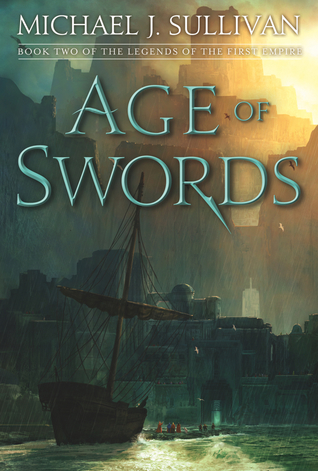 Age of Swords (The Legends of the First Empire, #2)