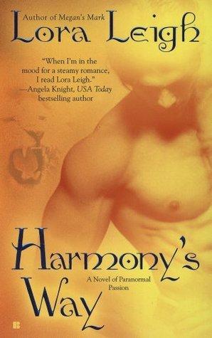 Harmony's Way (Breeds, #7; Feline Breeds, #6)