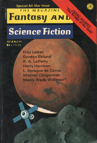 The Magazine of Fantasy and Science Fiction, March 1975 (The Magazine of Fantasy & Science Fiction, #286)