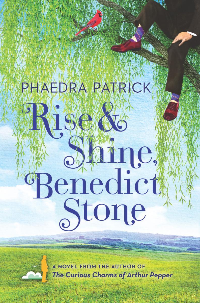 Patrick, Phaedra - Rise and Shine, Benedict Stone