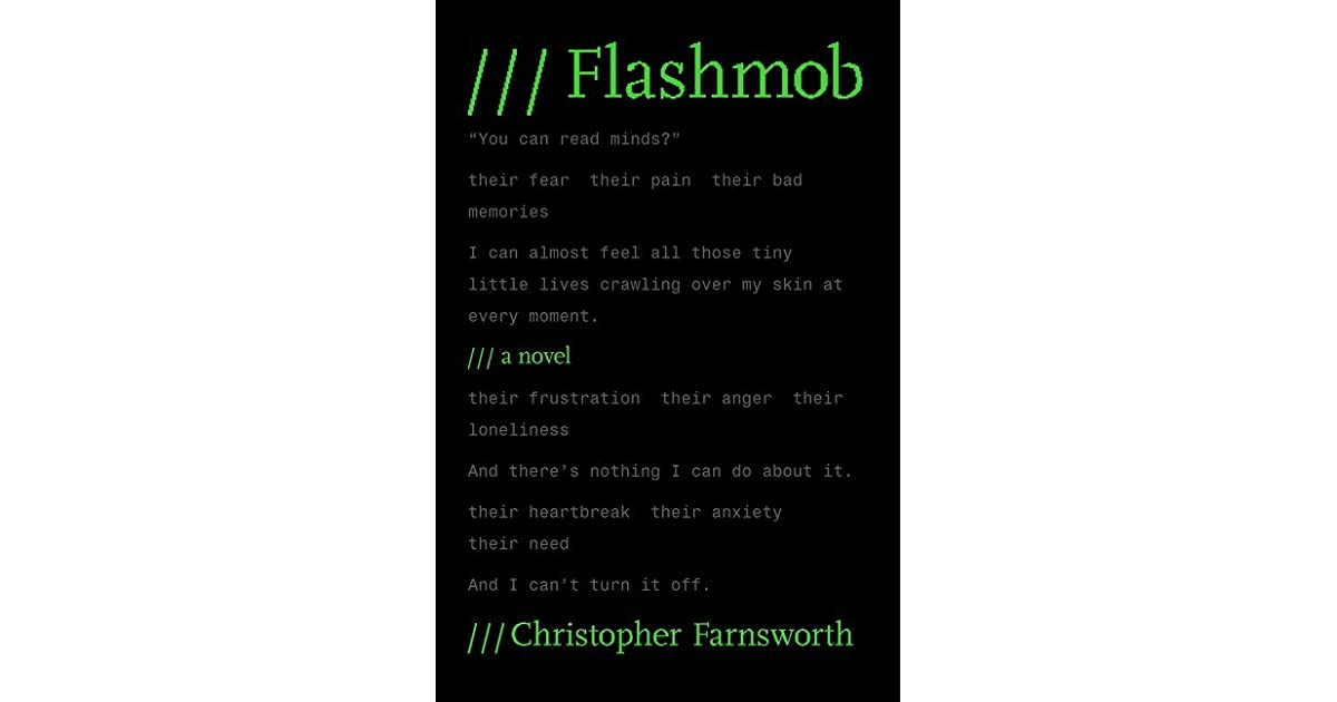 Flashmob (John Smith, #2) by Christopher Farnsworth